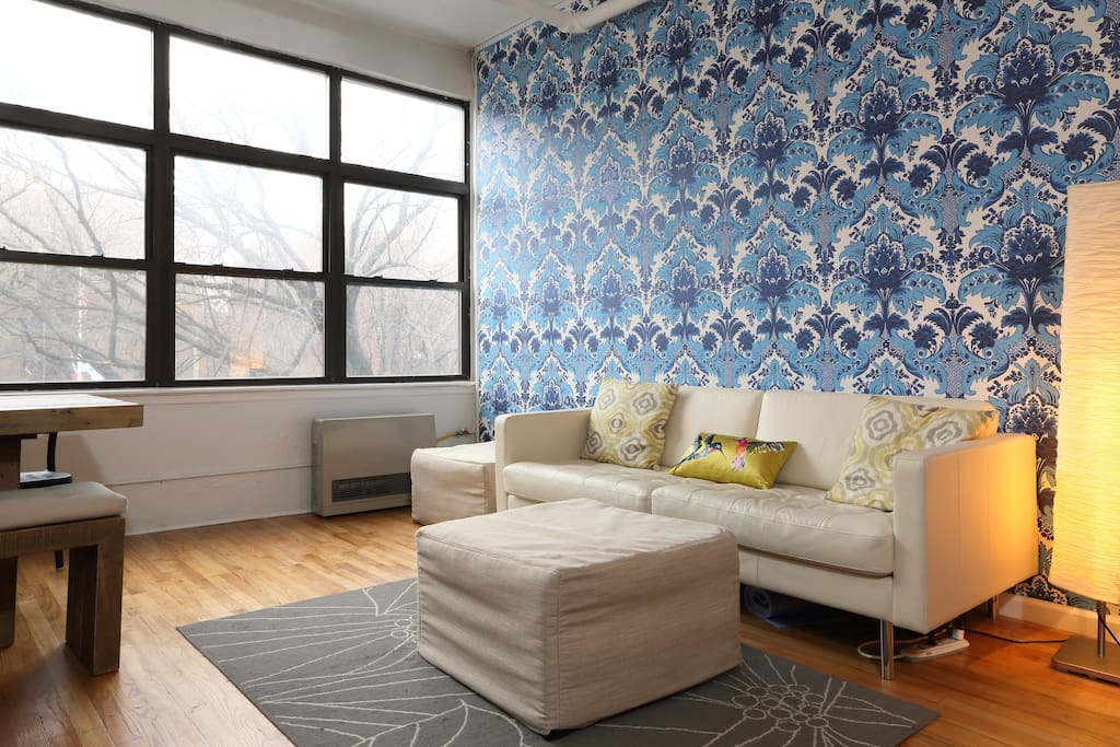 Sunny 1 Bedroom Apt In Williamsburg Apartments For Rent In Brooklyn New York United States