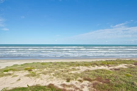 Beachfront Great View Sleeps 6 #4 - Остров Саут-Падре