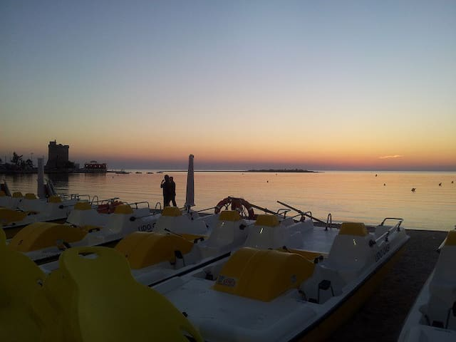 Villa 100 meters by the white sand beach - Sant'Isidoro - Villa