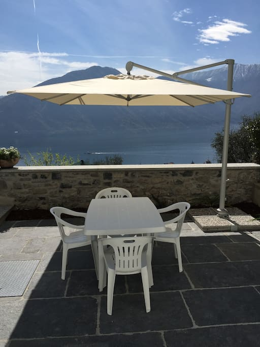 Terrace, Panoramic view