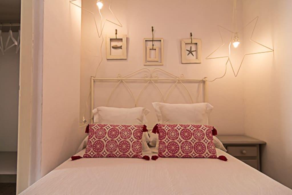 cama de matrimonio 1,35m