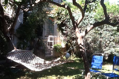 house, garden, beach and relax - Vieste - Apartment
