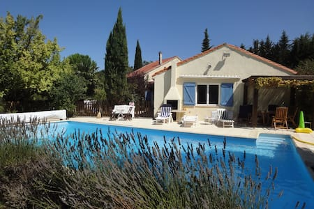 Villa  Near Carcassonne France - การ์กาซอน