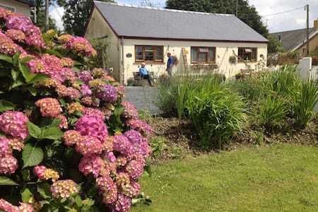 Lilac Cottage to let Amroth, Pembs - Amroth - Bungalou
