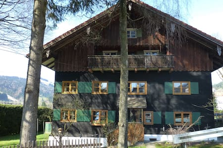 """Cosy flat """"house with tradition"""" incl. lift pass!!"""