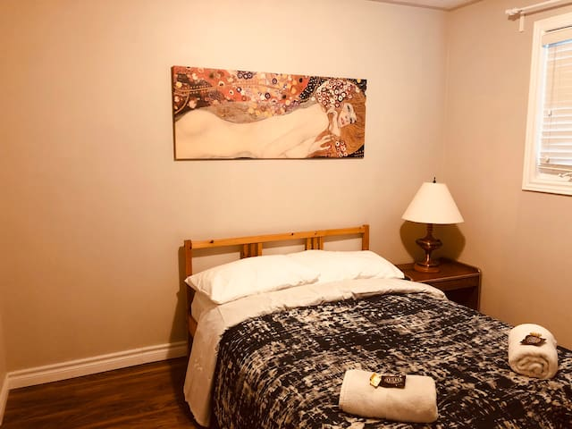 Comfy, Convenient and Spacious Private Room