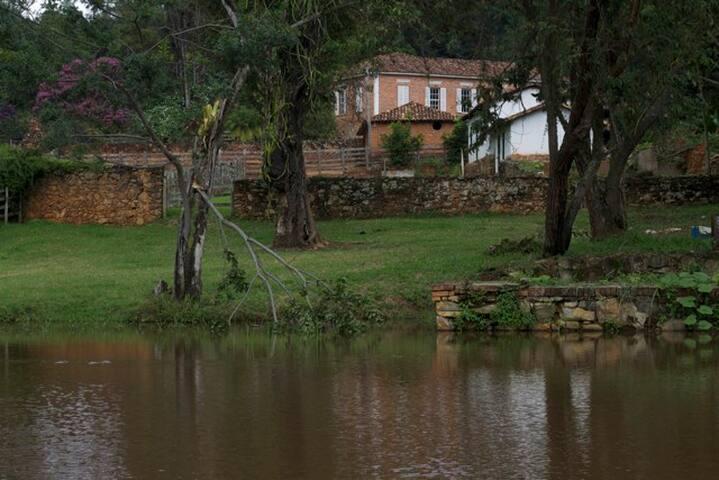 Centennial bucolic farm in Estrada Real - Entre Rios de Minas