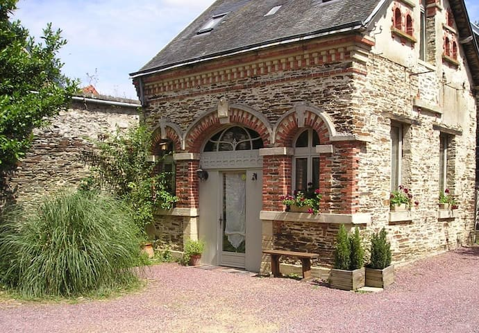 Little cottage to stay in Normandy - Balleroy - Hus