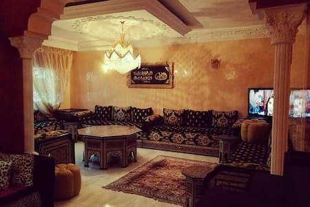 Chambre privée - Kasablanka - Daire