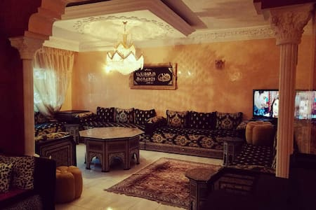 Chambre privée - Casablanca - Apartment