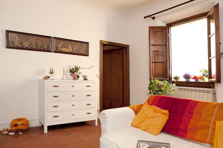 Casa Desiderio in Settignano - Florencja - Dom