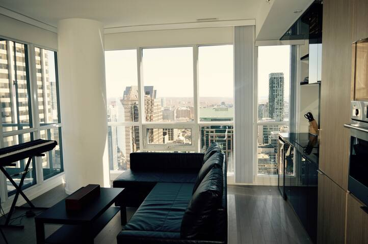 Luxury Condo - Financial District - Amazing View - Toronto - Apartamento