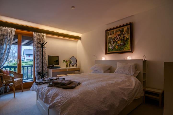 Cosy room - Chavannes-de-Bogis - Dům