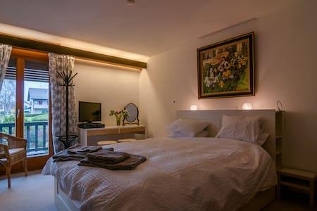 Cosy room - Chavannes-de-Bogis - Ev