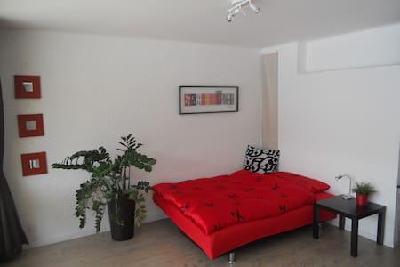 Ve-Magnifique chambre en pleine nature - Lausanne - House