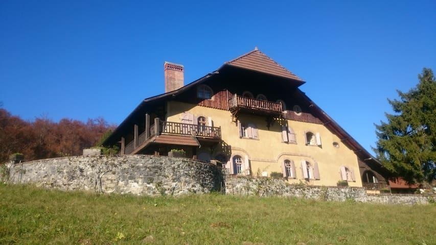Lodge of Monte au Lever - Les Grangettes - Wohnung