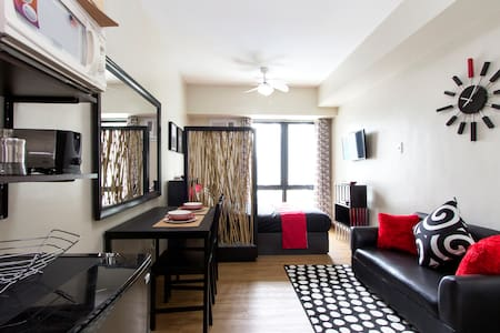 Resort Type Studio Travellers Deal - Mandaluyong city - Apartment