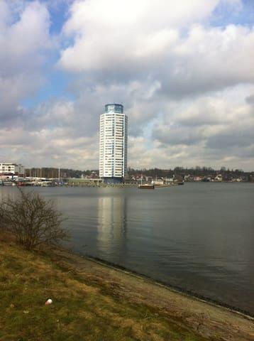 Schleswig, Apartment 12 Wikingturm - Schleswig - Huoneisto