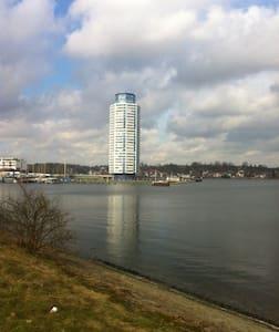 Schleswig, Apartment 12 Wikingturm - Schleswig