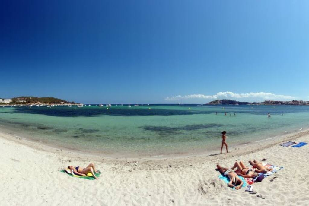 This is Talamanca Beach in May, June and October.. dont miss out!