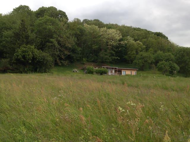 Maison au pied du coteau Les Serres & Bois Malaval - Saint Thomas en Royans - บ้าน