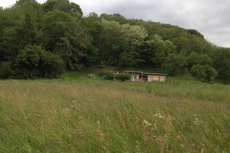 Maison au pied du coteau Les Serres & Bois Malaval - Saint Thomas en Royans - Ev