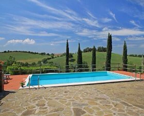 Sole, piscina e relax in Maremma - Marrucheti - Casa
