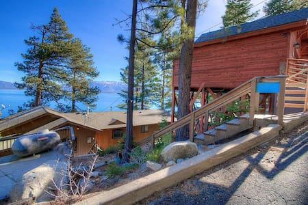 Gorgeous Lakefront Home with exceptional lake views - South Lake Tahoe - Kisház
