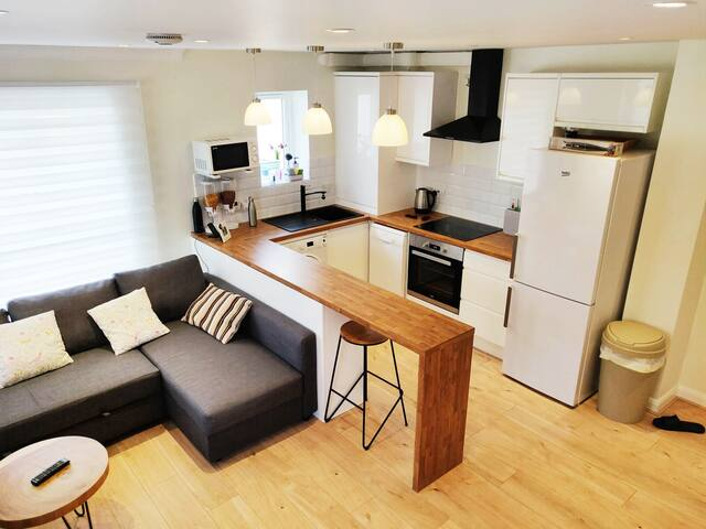 Lovely flat near London City Airport