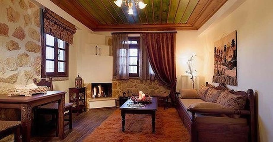Wonderful Maisonette in Zagori. - Joanina - Casa