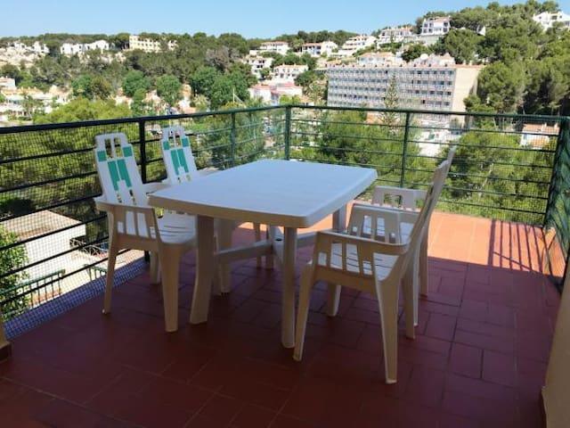 Apartamento para 4 personas a 100 m de la playa - Cala Galdana - Apartament