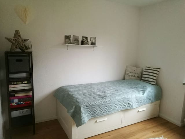Kleines, ruhiges und gemütliches Zimmer