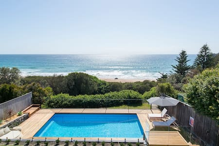Enjoy ocean views with pool & direct beach access - Kiama Downs
