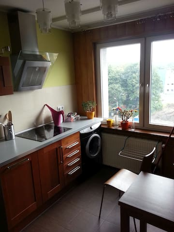 Cozy flat in good location - Zabrze - Leilighet