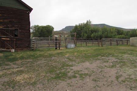 Sage Grouse Cabin