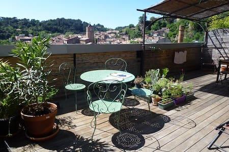 Grand loft en Provence verte. - Barjols