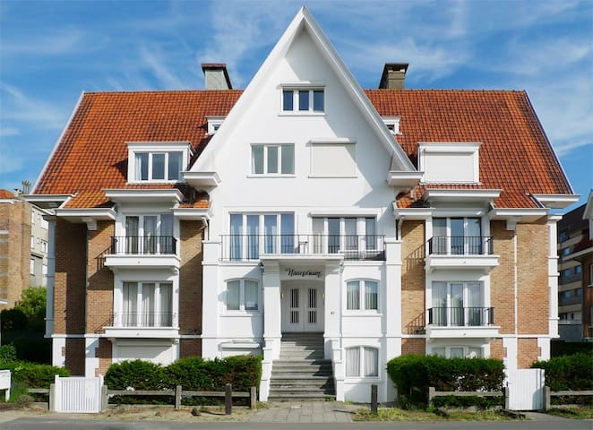 200m to the beach - Lovely flat - De Haan - Apartment