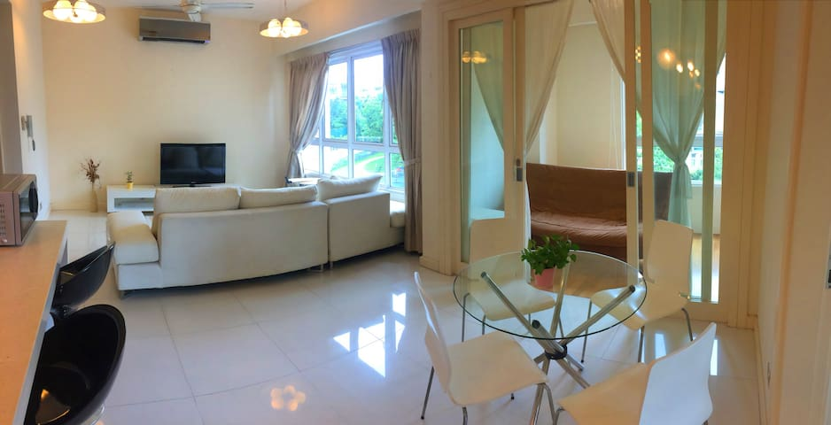 Private space in a modern Mont Kiara condo - Kuala Lumpur - Appartement en résidence