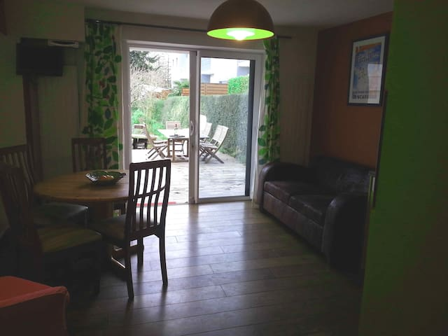 suitable for two couples or family - Névez - Appartement