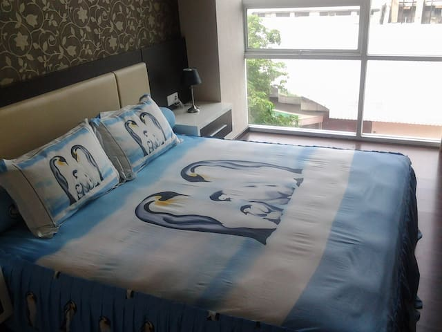 Cozy 1 bed Apt in central surabaya