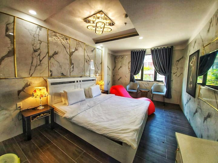 Splendid Deluxe Room at Elly Hotel
