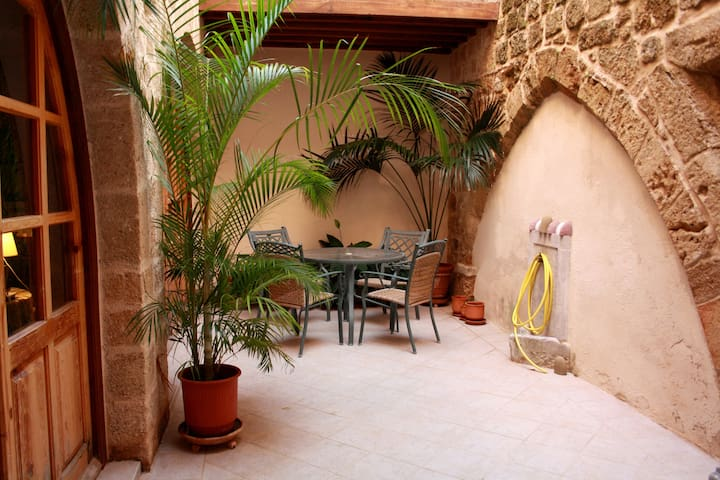 House In The Quarter Of Knights - Rhodos - Appartement