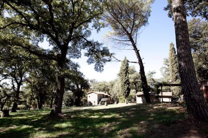 """Farmhouse """"Il Fondaccio"""""""