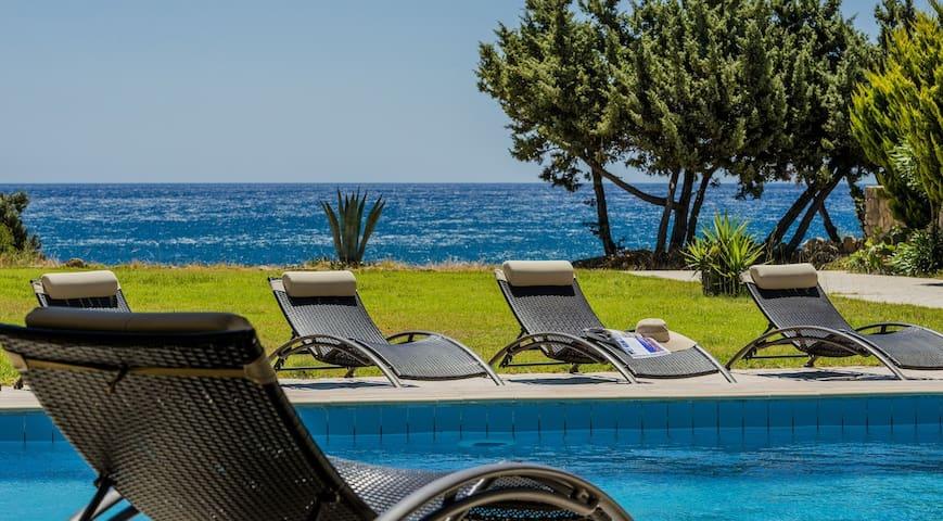 Villa Aqua di Mare - Gennadi - Villa