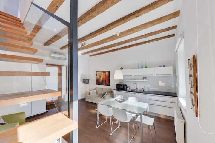 Unique Mini Duplex Apartment Departamentos En Renta En Liubliana Ljubljana Eslovenia