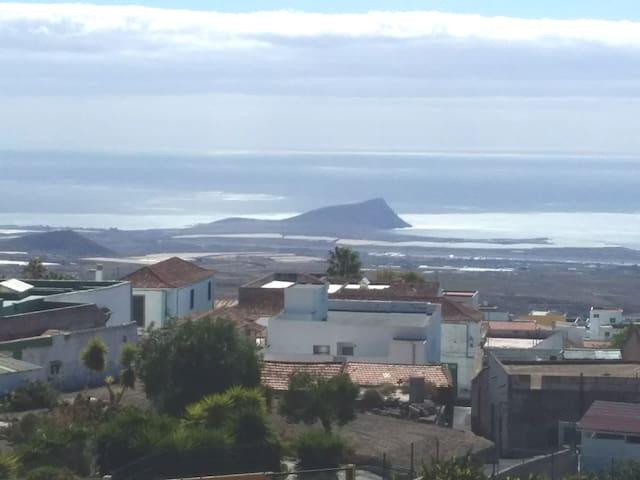 Habitacion doble cerca aeropuerto Tenerife Sur