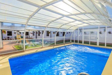 10-bedroom villa with private pool - Rivero de Posadas