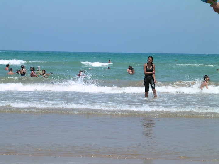 appart sur la plus belle plage