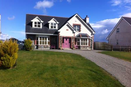 Carlingford Ireland - Carlingford - House