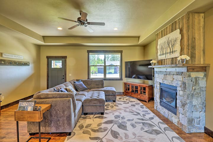NEW! Updated Kalispell Home - 28 Mi. to Glacier NP